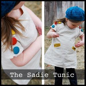 Image of Sadie Tunic Sizes 2-10