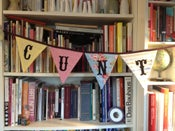 Image of The incredibly rude bunting classic