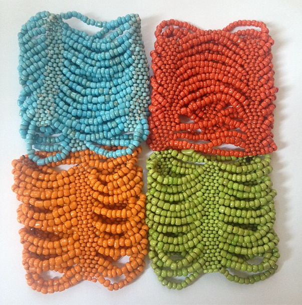 Image of Beaded Wristbands