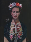 Image of Frida Limited Edition Giclee - SOLD OUT