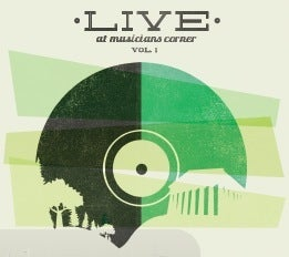 Image of Live at Musicians Corner CD