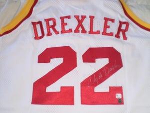 Image of Clyde Drexler, Rockets