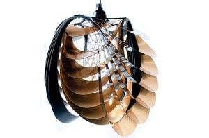 Image of Kinema Pendant - Metallics