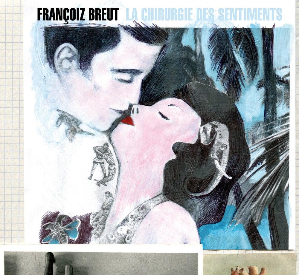 Image of Françoiz Breut - La Chirurgie des Sentiments (CD/LP)