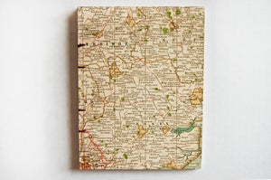 Image of Map Sketch Book