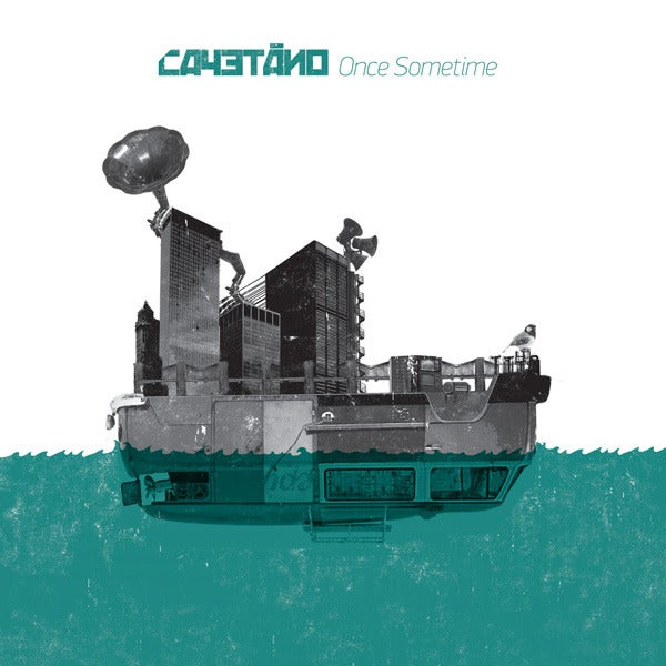 "Image of Cayetano - Once Sometime (including bonus cd ""Focused"")"