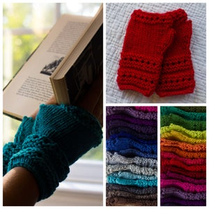 Image of Knitted Handwarmers