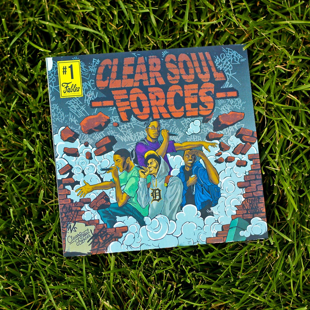 """Image of Clear Soul Forces """"Get No Better"""" 7"""" Vinyl"""