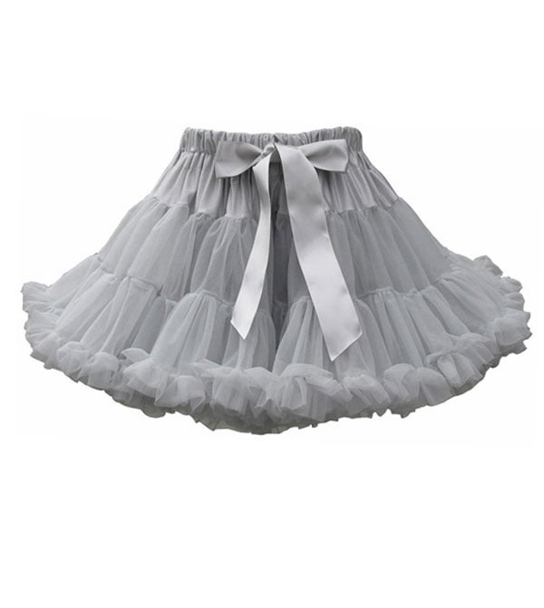 Image of Pale Grey Tutu