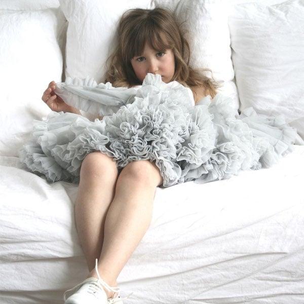 Image of Pale Grey Tutu