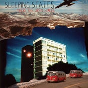 """Image of Sleeping States """"There the Open Spaces"""" CD Album"""