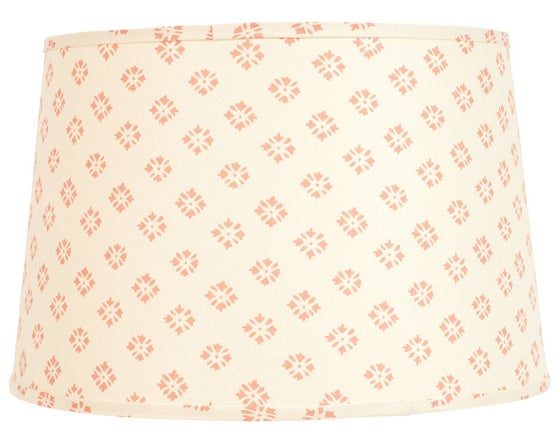 """Image of 16"""" Sidone Coral Lampshade"""