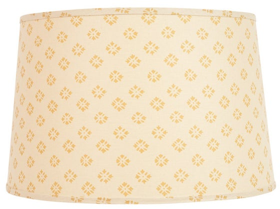 "Image of 22"" Sidone Wheat  Lampshade"