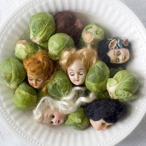 Image of sprouts - 8x12 print