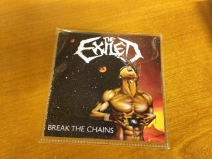 Image of Break The Chains EP (CD)
