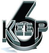 Image of KEEP 6 LOGO T-SHIRT