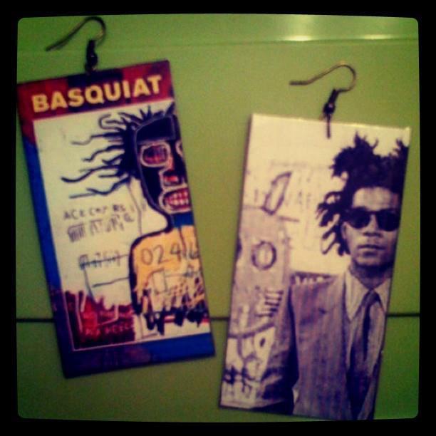 Image of Basquiat.