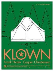 Image of Mondo Klown Movie Poster Alamo Drafthouse