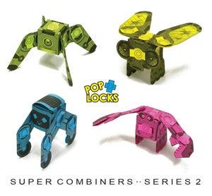 Image of Super Combiners Series 2 - Digital File
