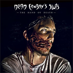 Image of CD The Hand Of Death LP