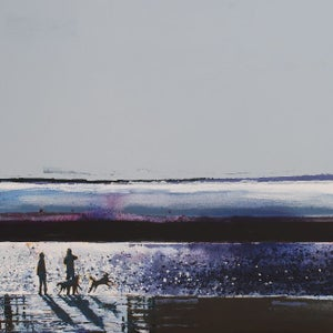 Image of Winter Skies, Looking Towards Polzeath