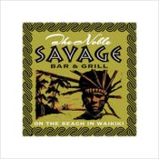 """Image of """"THE NOBLE SAVAGE"""" Serigraph"""