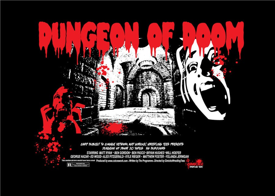 Image of DUNGEON OF DOOM!!!