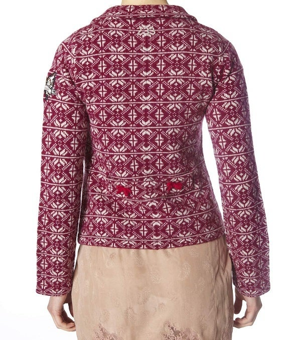 Image of Odd Molly Classic Knit Cardigan - Magnolia