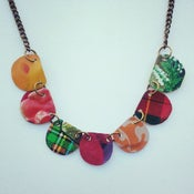 "Image of ""Tin Pan Alley"" Petal Necklace"