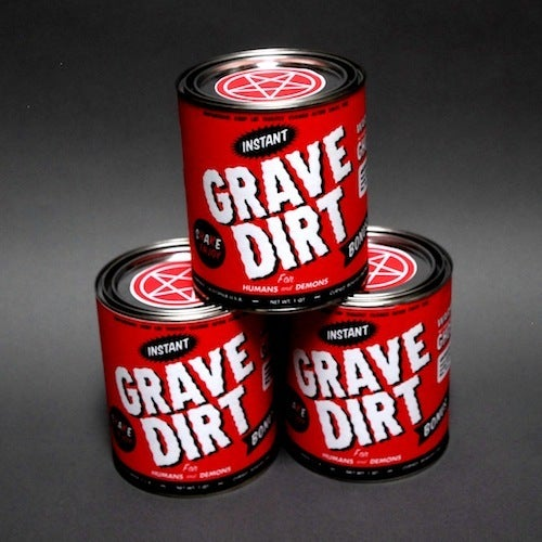 Image of Grave Dirt