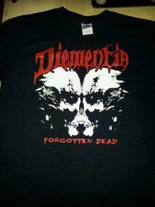 Image of Forgotten dead teeshirt