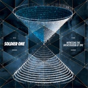 Image of MBR001 - SOLDIER ONE - WITNESSING THE ORCHESTRATION OF TIME CD