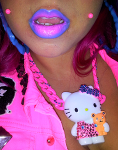 Image of sold out ♥Super Cute Blinged out Hello Kitty Chain ♥