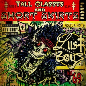 Image of Lust Boys - Tall Glasses & Short Skirts CD