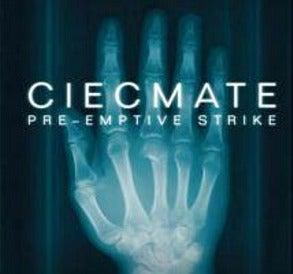 "Image of CIECMATE ""Pre-Emptive Strike"" CD"