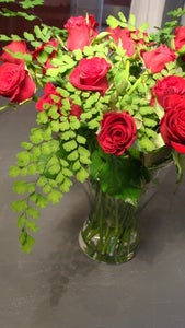 Image of TWO DOZEN ROSES