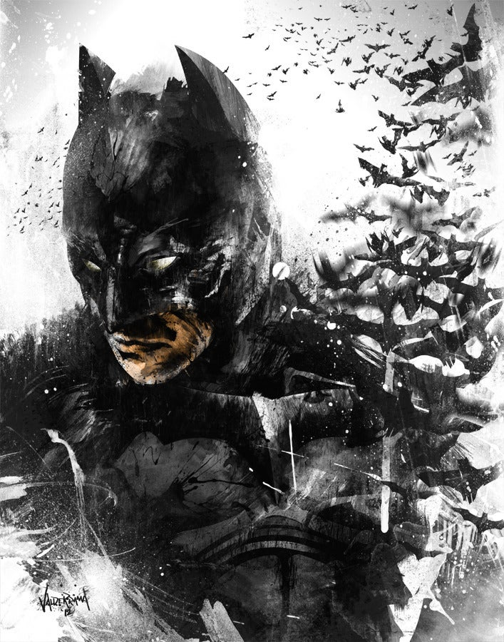 """Image of """"Rise of the Bats"""""""