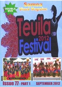 Image of TEUILA FESTIVAL 2012 SAMOA & MISS SAMOA 2012