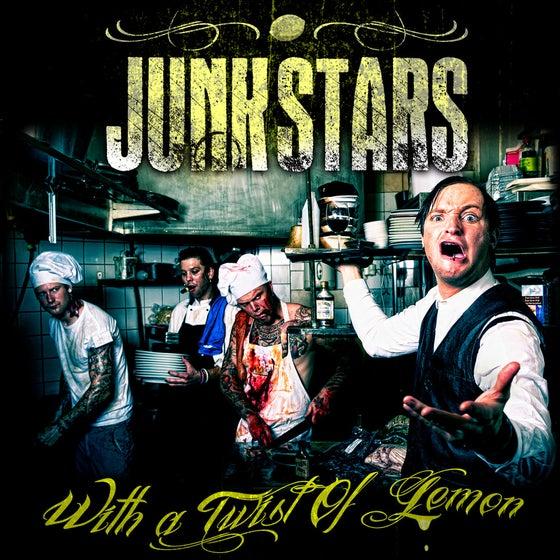 Image of JUNKSTARS - With A Twist Of Lemon [CD]