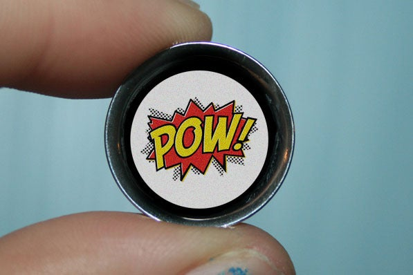Image of Comic POW! Plugs