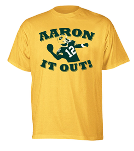 Image of Aaron It Out