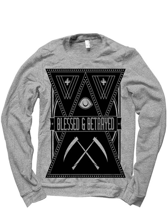 Image of Blessed Scythe Crew Sweater