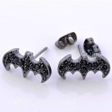 Image of Batman Bling Earring