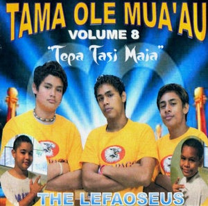 Image of TAMA OLE MUA'AU Volume 8