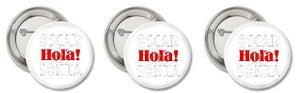Image of Chapitas personalizadas con logotipo (10Uds)