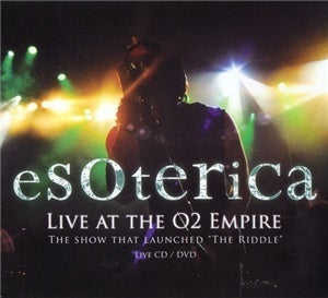 Image of Esoterica Live at O2 Empire