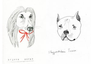Image of Custom Dog Portrait