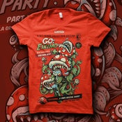 "Image of ""Piranha Party SMALL"" - T-shirt"