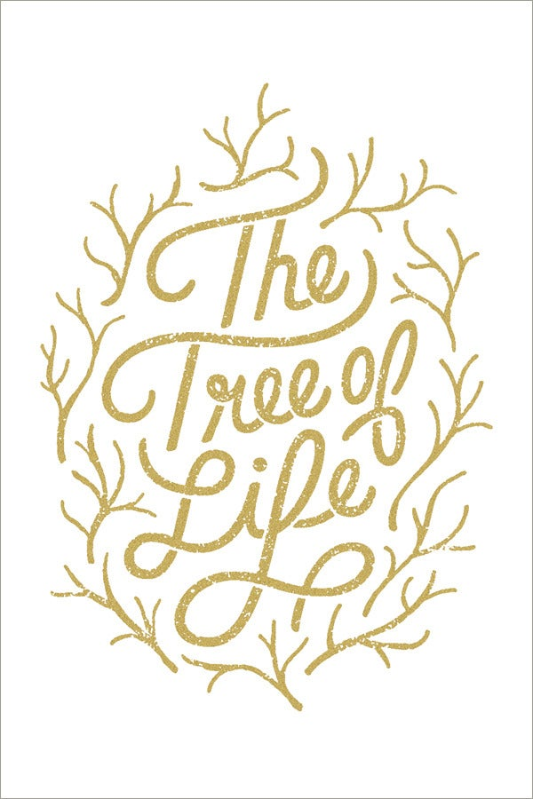 Image of The Tree of Life (White)