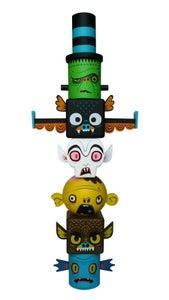 "Image of Monster Toytem ""Techinicolor"" colorway"